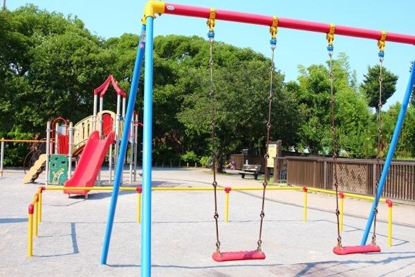 2、3歳の子供の社交性と、コミュ障母の公園ママ友付き合い。