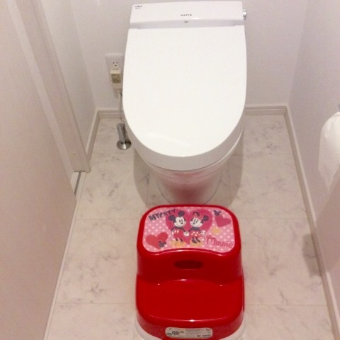 ウンチだけはトイレで出来なかった2歳児が、トイレで出来るようになりました。トイレトレ(12)