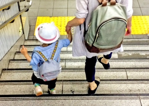 「幼稚園入園前にしつけておいて下さい」入園間近の今、出来ること、出来ないこと。