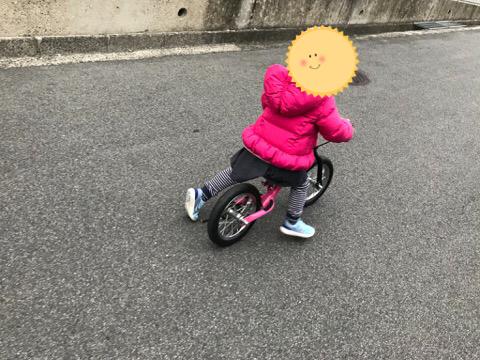 バランスバイクの乗り方はどう教える?この教え方で乗れるようになりました!
