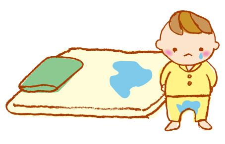 4歳、夜のオムツが外れない問題。寝る時のおねしょ、おもらしにこの対策でオムツ卒業できるかも?